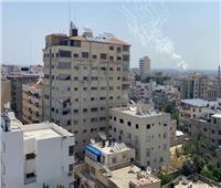 إصابة 6 إسرائيليين نتيجة سقوط قذائف من غزة