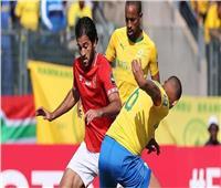 «أحمد مجاهد» يكشف عن ملعب مباراة الأهلي وصن داونز