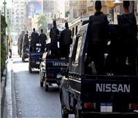 ضبط مخدرات وسلاح بحوزة 70شخصا في الجيزة