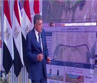 رئيس هيئة قناة السويس يقترح عمل قناتين جديدتين بطول 10 كيلو