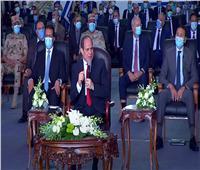 فيديو| الرئيس السيسي يهنئ المصريين والعالم العربي بمناسبة عيد الفطر