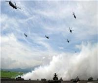 اليابان تبدأ أول مناورات عسكرية مشتركة مع الولايات المتحدة وفرنسا