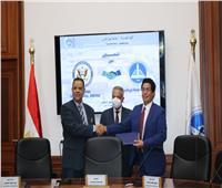 بروتوكول تعاون بين هندسة عين شمس ومدارس «IVY STEM» الدولية