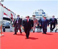 السيسي: تطوير المنطقة الجنوبية من المجرى الملاحي لقناة السويس خلال 24 شهرا