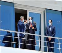 فيديو| الرئيس السيسي: لن نفرط في حقوق مصر المائية تحت أى وضع