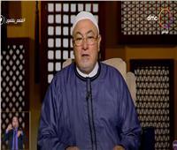 خالد الجندي: لا أدري الالتزام الزائدفي رمضان «إيمان أم خوف من كورونا»