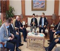 صبحي وحسين يشكران الرئيس السيسي بعد توجيهاته ببناء ستاد بورسعيد