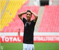أحمد عيد جاهز للمشاركة مع «الزمالك» بعد انتهاء الإيقاف
