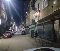 حملات مكثفة لغلق المحال والمقاهي بـ«قنا» لمجابهة فيروس كورونا.. صور