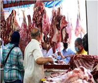 أسعار اللحوم في الأسواق بوقفة عيد الفطر المبارك