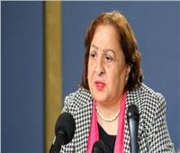 وزيرة الصحة الفلسطينية تدعو المجتمع الدولي إلى التدخل لوقف العدوان على غزة