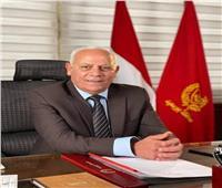 محافظ بورسعيد يهنىء السيد الرئيس عبد الفتاح السيسى بعيد الفطر المبارك