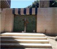 إغلاق مقابر مركز أرمنت والقرى التابعة له خلال أيام عيد الفطر المبارك