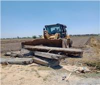 أجهزة المحلياتفى «الملحة» تتصدى لـ٣ حالات تعدى على الأرض الزراعية