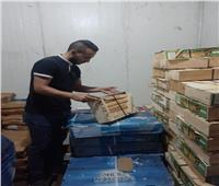 ضبط 70 كيلو أغذية فاسدة فيبني سويف
