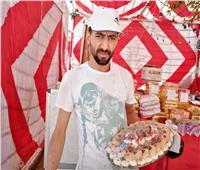 كحك العيد في بورسعيد «حاجة تانية»| فيديو
