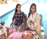 مع نهاية الشهر الفضيل.. «الصناعات اليدوية» تحصد بركة رمضان | فيديو