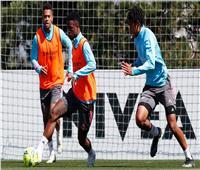 قائمة ريال مدريد لمباراة غرناطة غدا بالليجا