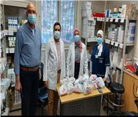 تسليم الأدوية لأصحاب الأمراض المزمنة في بورسعيد طوال أيام العيد