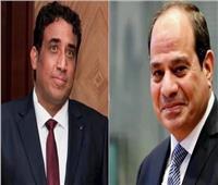 السيسي يُهنئ رئيس المجلس الرئاسي الليبي بحلول عيد الفطر