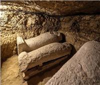 الكشف عن تفاصيل جديدة حول اكتشاف 250 مقبرة أثرية بسوهاج
