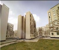 تطوير العشوائيات : 710 وحدة سكنية بإسكان الجيزة  وتم زيادتها لـ  2500 وحدة