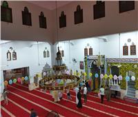 بالونات في مساجد المنوفية