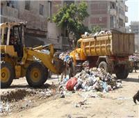 رفع 18 ألف طن قمامة من شوارع القاهرة أول أيام العيد | خاص
