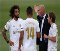 «خناقة» تستبعد مارسيلو من مواجهة غرناطة في الدوري الإسباني