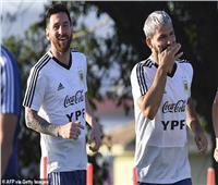تقرير: أجويرو يحقق حلمه باللعب جوار ميسي في برشلونة