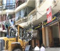 في أول أيام العيد.. تحويل 11 مخالفةبناء مخالف للنيابة العسكرية بعين شمس