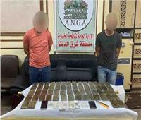 حشيش العيد.. سقوط 6 تجار مخدرات بـ«190 طربة» في المحافظات