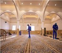 غلق 5 مساجد بسبب كورونا في السعودية
