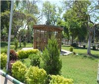 حدائق ومنتزهات القليوبية مغلقه في أول أيام عيد الفطر.. صور