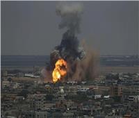 استشهاد فلسطينيين استنشقوا غازات سامة جراء القصف الإسرائيلي