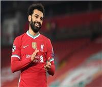 محمد صلاح يخوض المباراة رقم 200 مع ليفربول ضد المان يونايتد