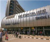 جمارك مطار القاهرة تضبط محاولة تهريب عدد من أكياس الألياف النباتية