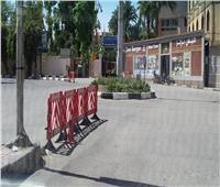 رئيس مدينة الأقصر يتابع حالة النظافة والتجميل في أول أيام عيد الفطر