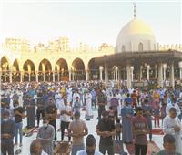 الأوقاف: تأدية صلاة العيد بالمساجد الكبـرى ولا رصــد لأيــة مخـالفــات