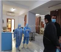 زغاريد وفرحة بمستشفيات سوهاج  بعد تعافي ٤٧ مريضا من كورونا | صور
