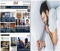 أخبار فاتتك وأنت نائم|  الصحة: 1193 حالة إيجابية جديدة بكورونا.. و59 حالة وفاة