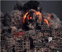 الجيش الإسرائيلي يطلق 450 صاروخا على غزة خلال 40 دقيقة