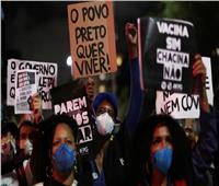 مظاهرات حاشدة في البرازيل احتجاجا على العنصرية وعنف الشرطة