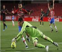 بعد الفوز برباعية.. ماذا طلب حارس ريال مدريد للتويج بـ«الليجا»؟