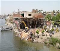 متحدث الري: إزالة 62 ألف حالة تعدِ على نهر النيل