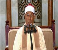 بث مباشر| شعائر صلاة الجمعة من جامع الأزهر