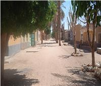 فى ثانى أيام العيد ..شوارع أسوان خالية من المواطنين