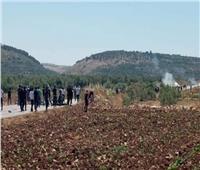 استشهاد شاب فلسطيني برصاص الاحتلال في جنوب غرب جنين