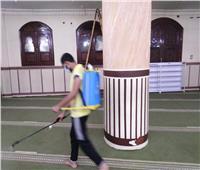 تطهير 280 مسجدًا بعد صلاة العيد والجمعة بالمحلة