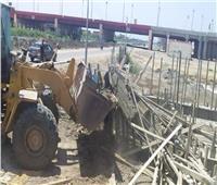 محافظ بورسعيد: ازالة مبنى مخالف بجوارأنفاق بورسعيد علي مساحة ٣٠٠م